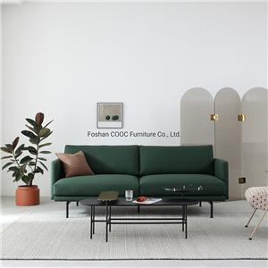 HYB-1055 Living Room Furniture Modern European Style Eames Lounge Sofa