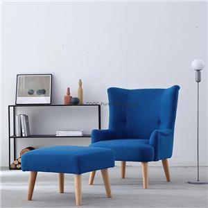 HYB-5008 Minimalist Furniture Modern Ottoman Chair