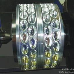 Wheel Inner Mold