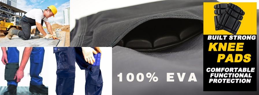 100% EVA knee pads
