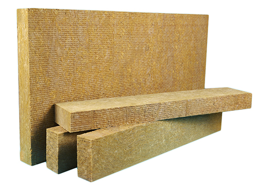 External wall insulation rock wool board