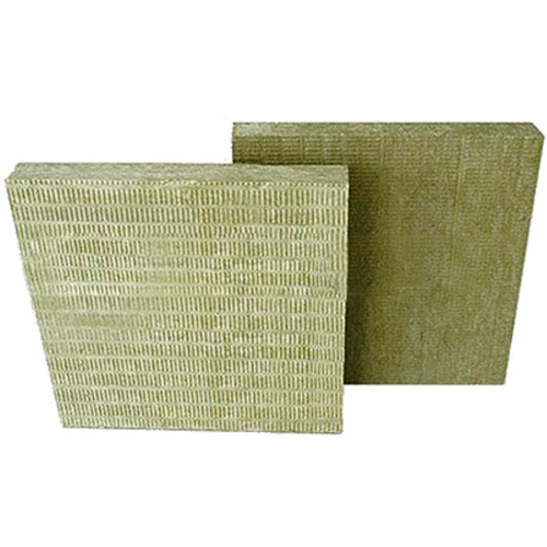 Internal wall insulation rock wool