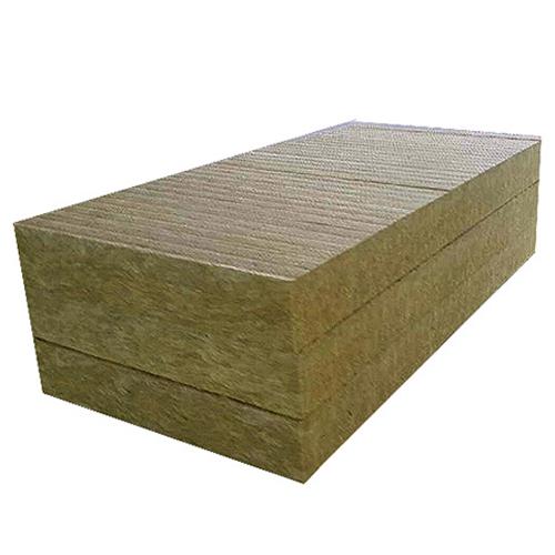 Flat roof insulation rock wool board
