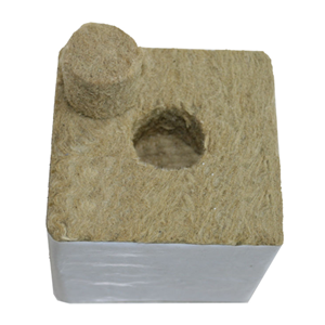Vegetable rock wool