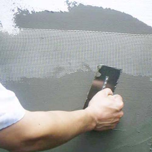 Polymer anti crack mortar