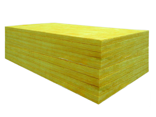 Air conditioning glass wool board