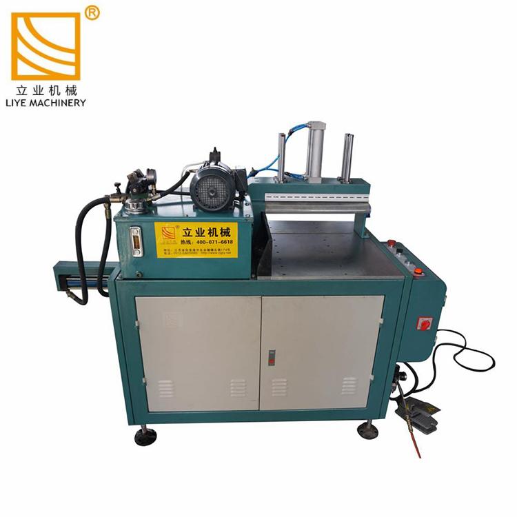 bar machine de découpe semi-automatique aluminium solide