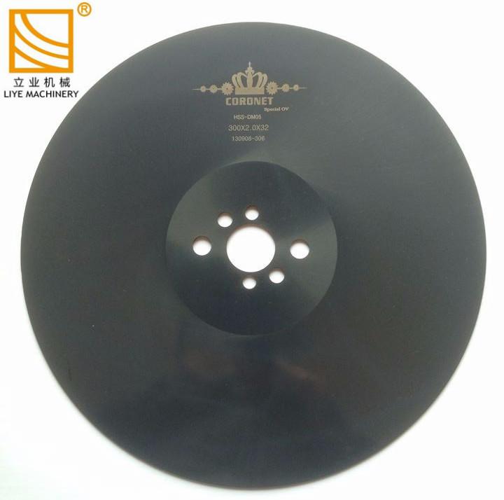 Устойчивост на износване HSS кръг нож циркуляр