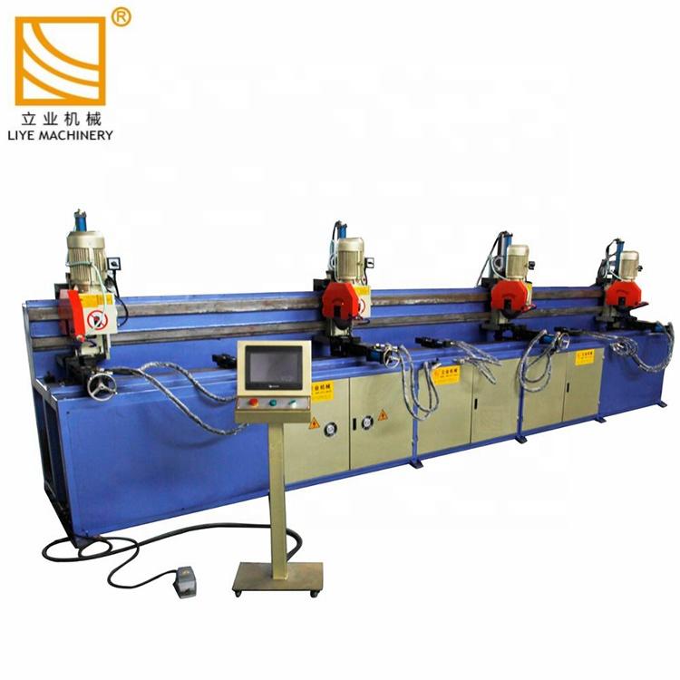 Multi-tête hydraulique machine de découpe de tuyau