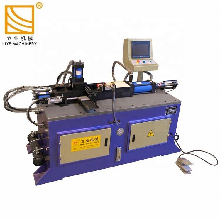 Автоматический CNC одного конца головки трубы формируя машину