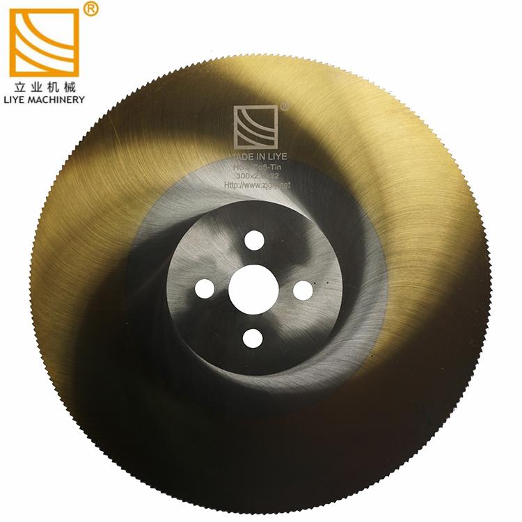 легированная сталь HSS круглая режущая дисковая пила