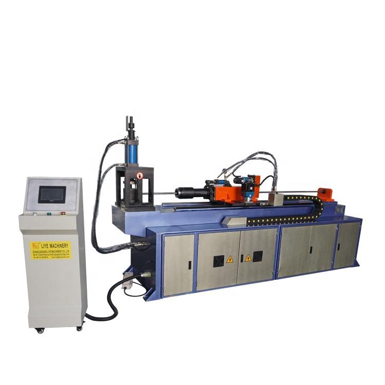 Тръба CNC Автоматично тръба перфориране машина