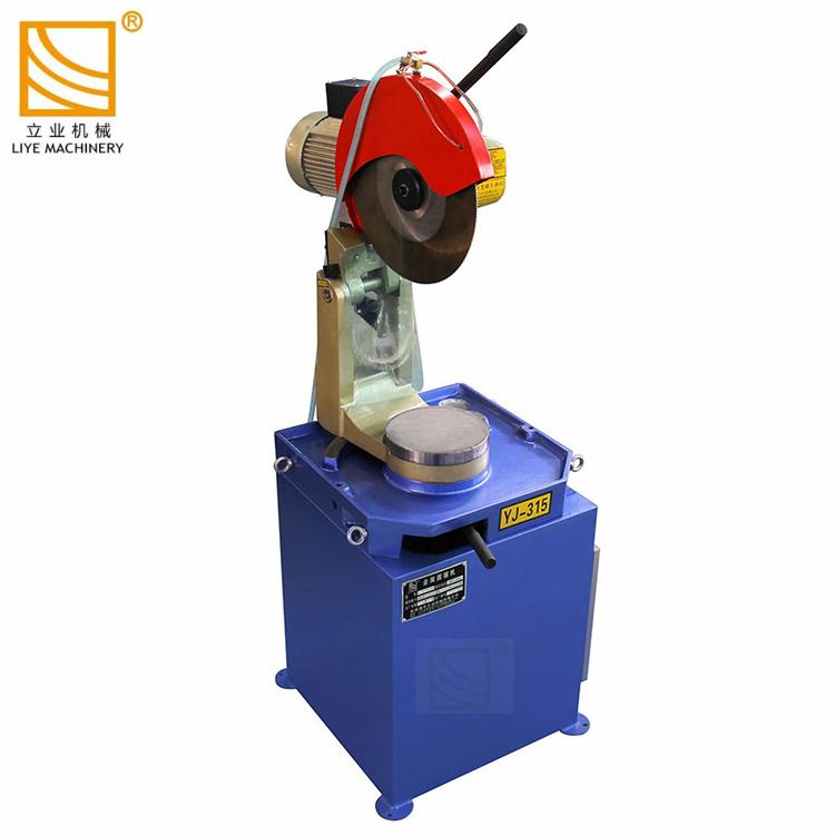 Manuel de coupe-tube en métal machine à scier circulaire