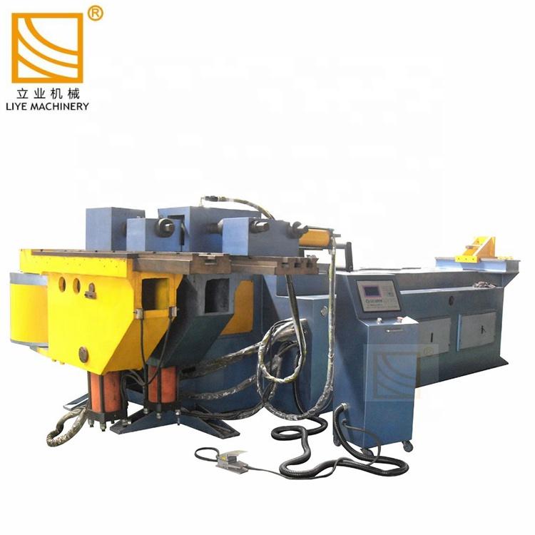 7 pouces machine de cintrage de tubes hydraulique Mandrin