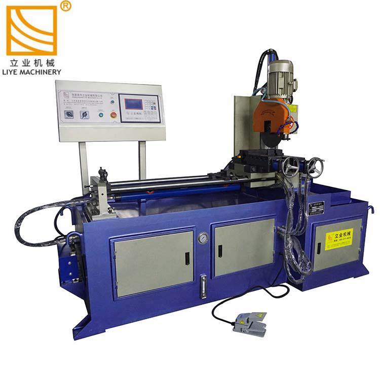 Автоматично пълно хидравлично метал машина за рязане на тръбата