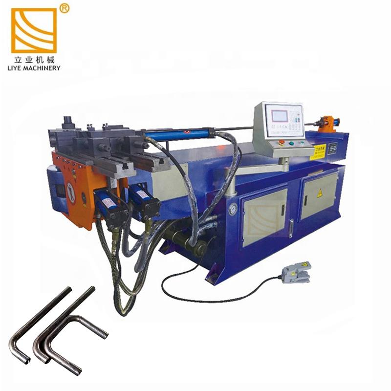 Cintreuse de tube de tube hydraulique semi-automatique