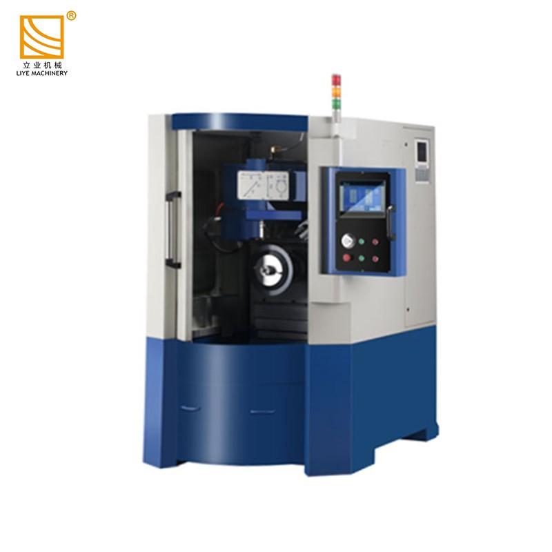 Автоматична машина за шлайфане на зъбни колела с ЧПУ