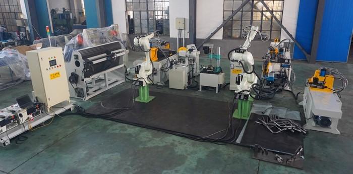 Персонализирана линия за производство на роботи