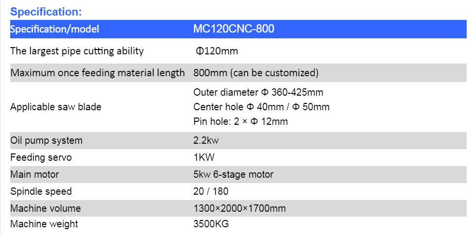 Barre solide de 120 mm