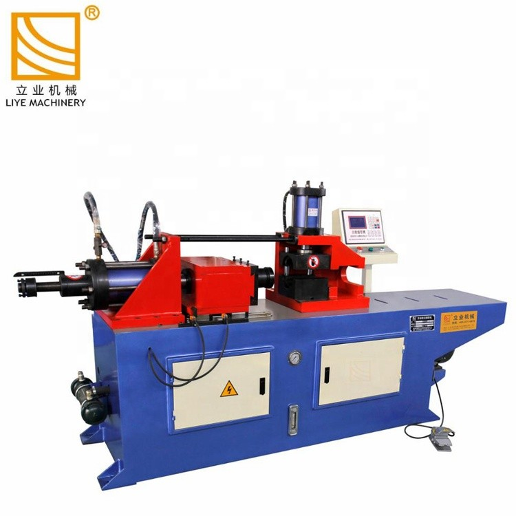 Overview and application scope of end forming machine