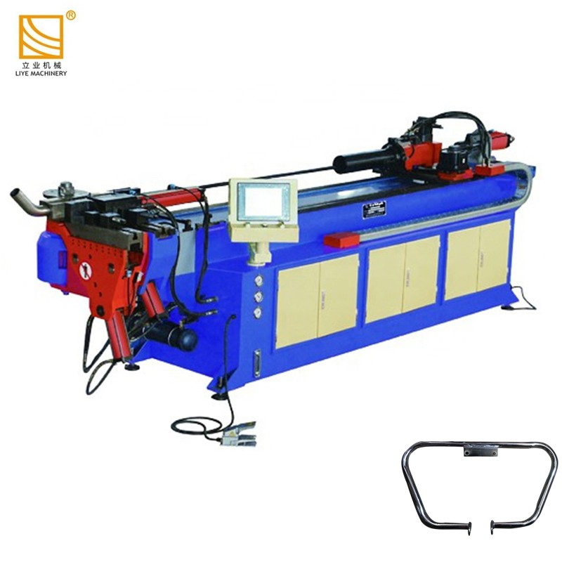 Development and application of pipe bending machine in industry