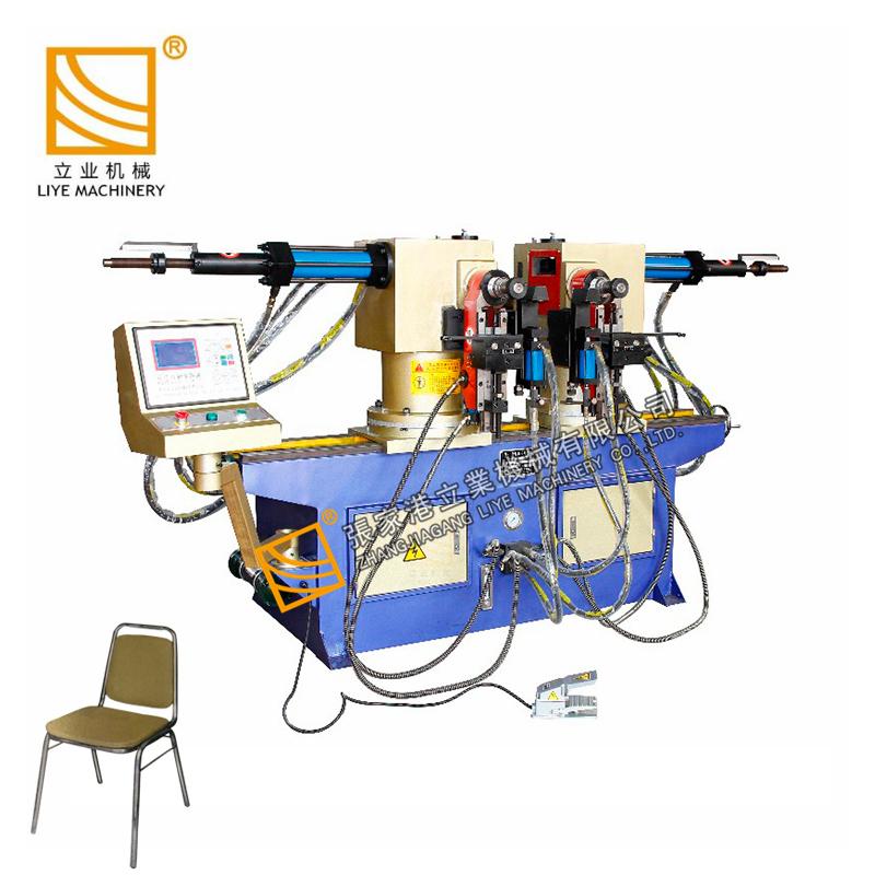Máy uốn ống bán tự động / Máy uốn ống NC