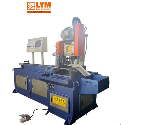 Máy cắt ống đồng tự động bằng thép YJ-425CNC chất lượng tốt nhất
