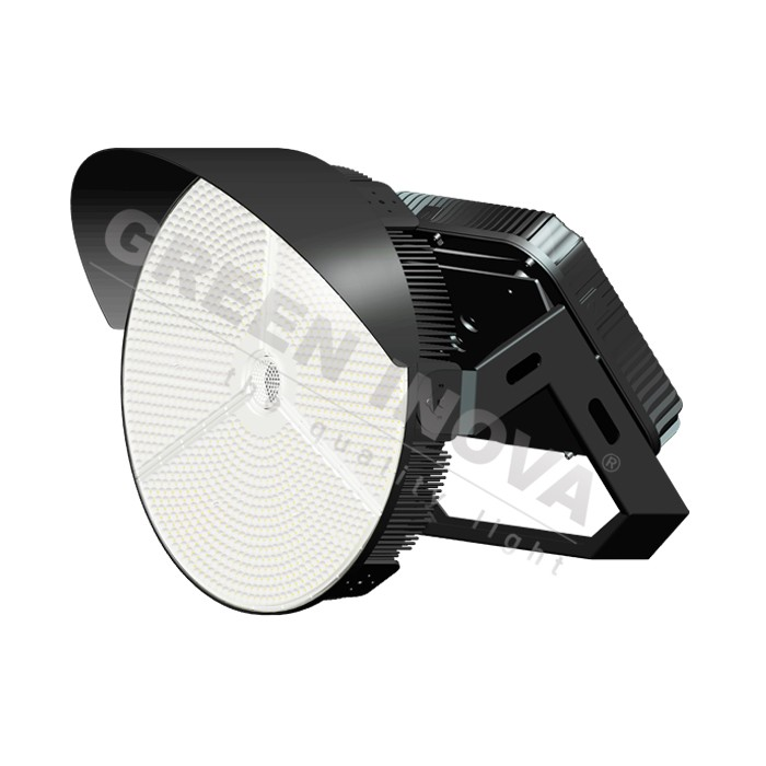 Gym light fixtures baseball field lights 1400W