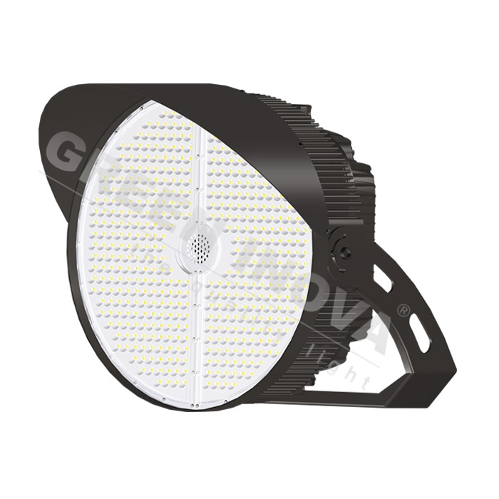 300W 400W 500W High mast led flood light