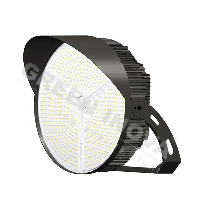 High output floodlight