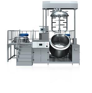 Máquina de emulsión de vacío