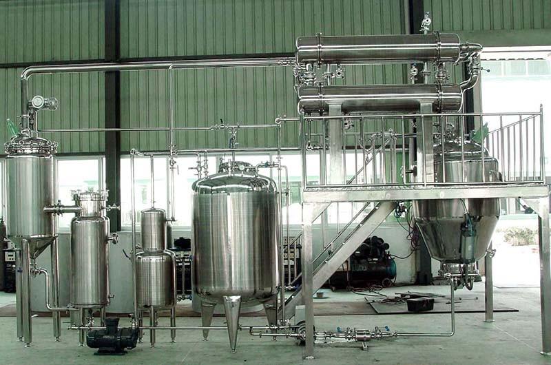 Herbal Extraction Machine Manufacturers, Herbal Extraction Machine Factory, Supply Herbal Extraction Machine