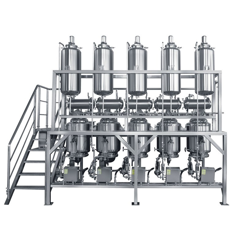Counter Current Extraction Machine