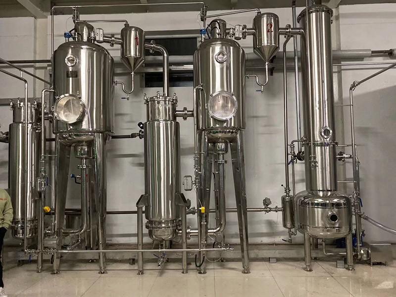 Hemp Oil Evaporator