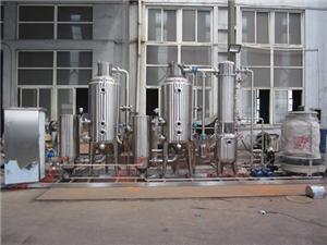 Effluent Water Evaporator Machine