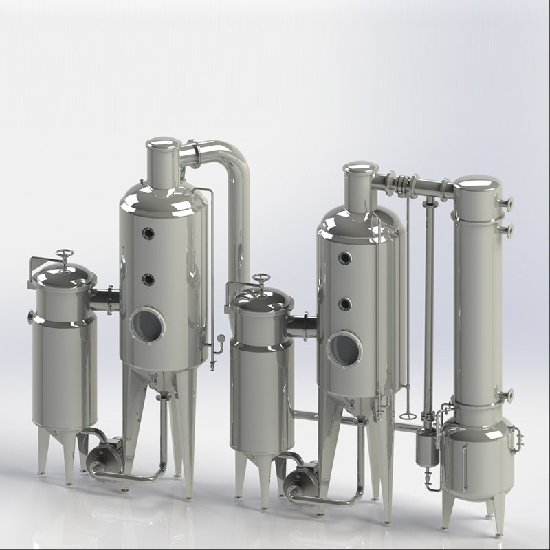 Force Circulation Evaporator Machine