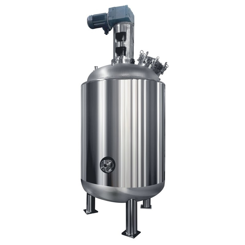 Stainless Steel Preparation Tank
