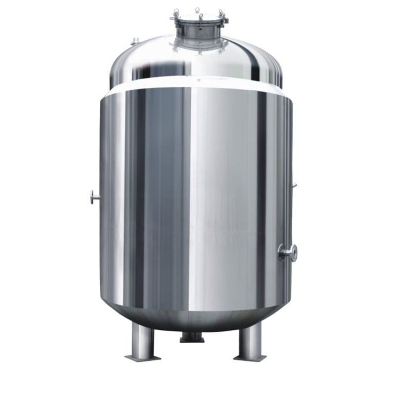 Stainless Steel Wfi Tank