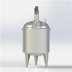 High Shear Emulsifting Tank