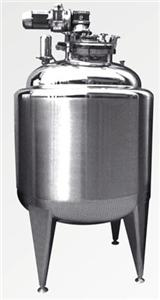 Stainless Steel Blend Tank