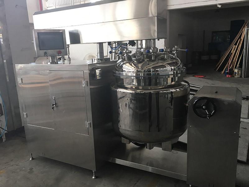 Vacuum Emulsifying Machine Manufacturers, Vacuum Emulsifying Machine Factory, Supply Vacuum Emulsifying Machine