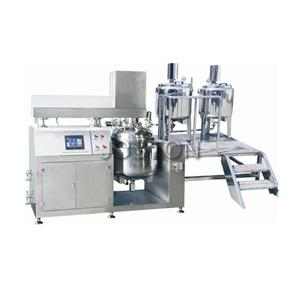 Ointment Mixing Tank