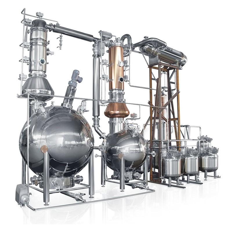 Rum Distiller
