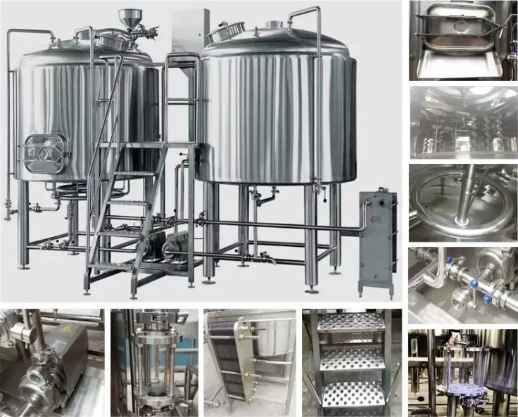 Brewhouse Manufacturers, Brewhouse Factory, Supply Brewhouse