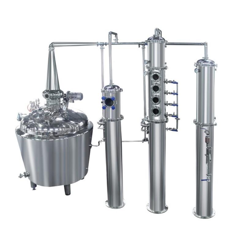 Wodka Distiller