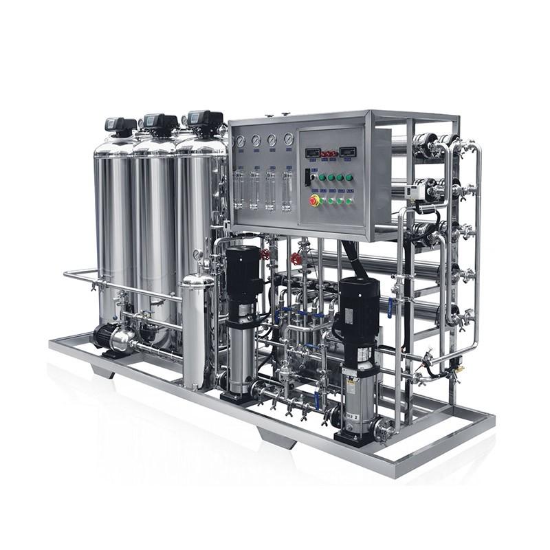 Ro Máquina de tratamiento de aguas