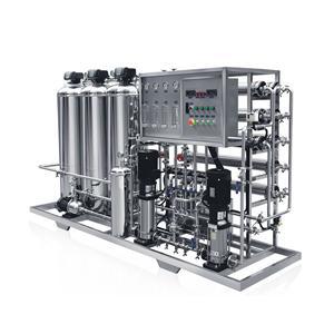 Ro machine de traitement des eaux