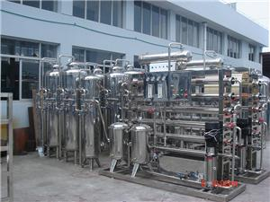Purifier machine de traitement des eaux