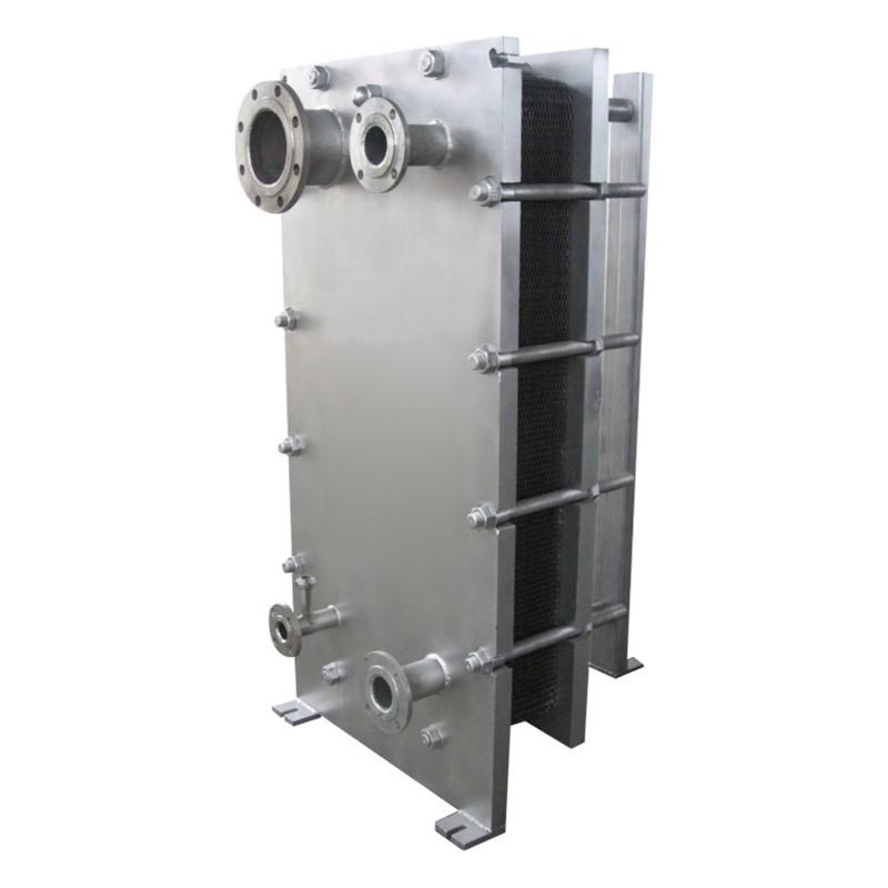 Plater Type Heat Exchanger