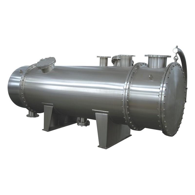 Shell & ống trao đổi nhiệt